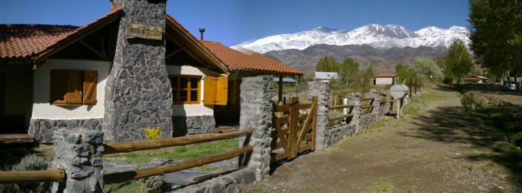 Quedate en casa - Potrerillos. Mendoza, Argentina