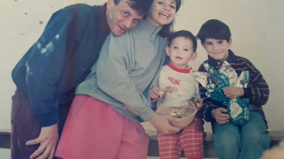 Historia de familia 1