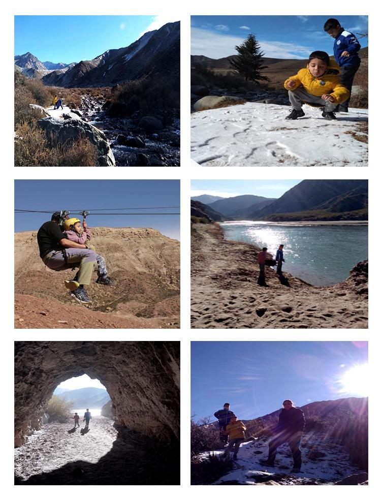 vacaciones de invierno 2020 - Potrerillos, Mendoza, Argentina